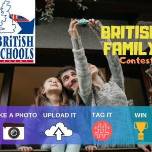 """CONTEST """"BRITISH FAMILY"""""""